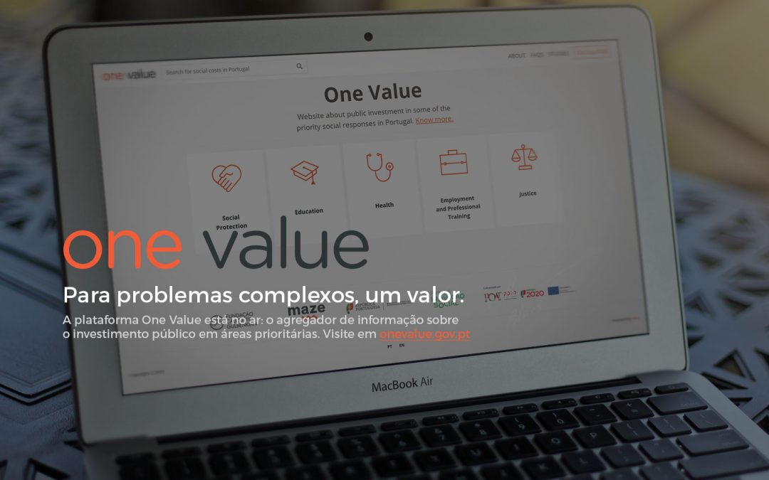 O que é a Plataforma One.Value?