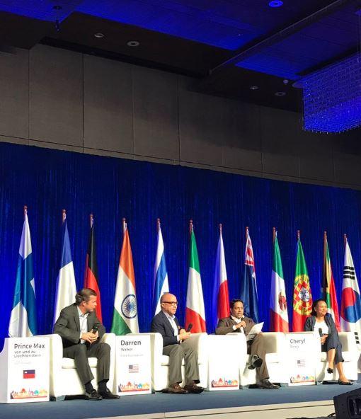 Fundo para a Inovação Social foi tema em conferência sobre investimento de impacto na Índia