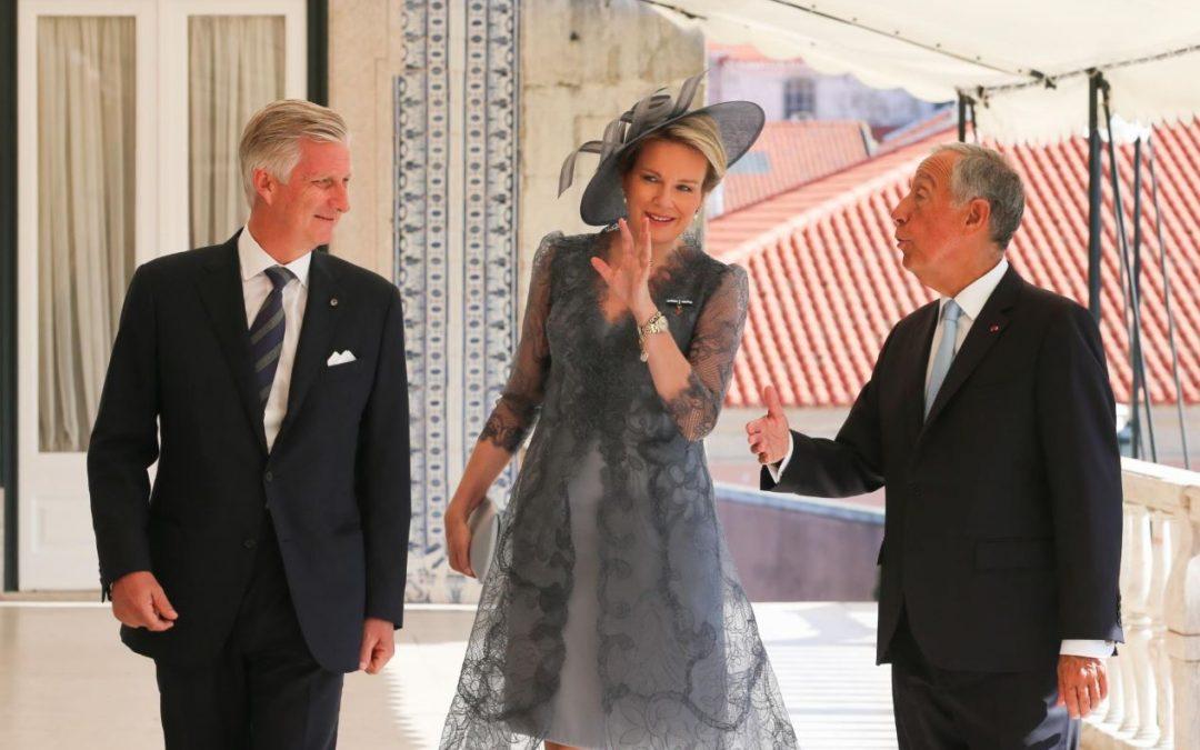 Portugal Inovação Social recebe Rei da Bélgica