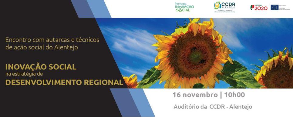 Portugal Inovação Social promove encontros regionais com autarcas