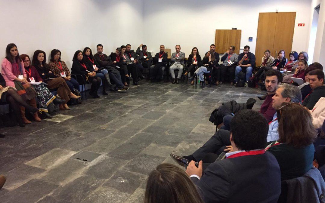 Encontro de incubadoras de inovação social em Évora