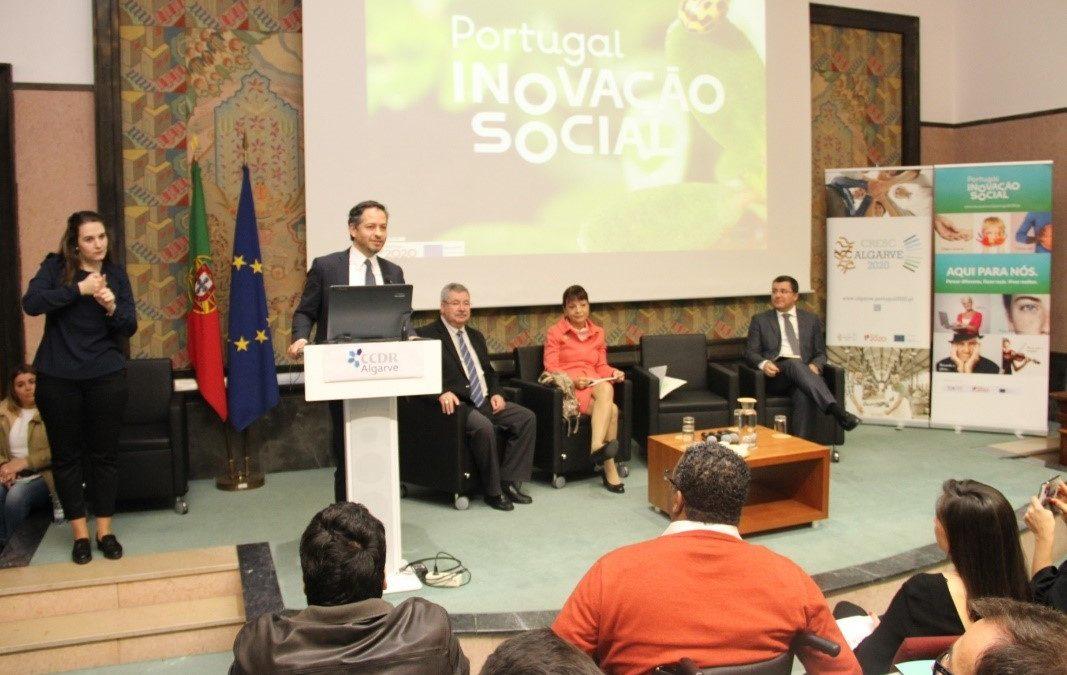 Lançamento da Portugal Inovação Social no Algarve