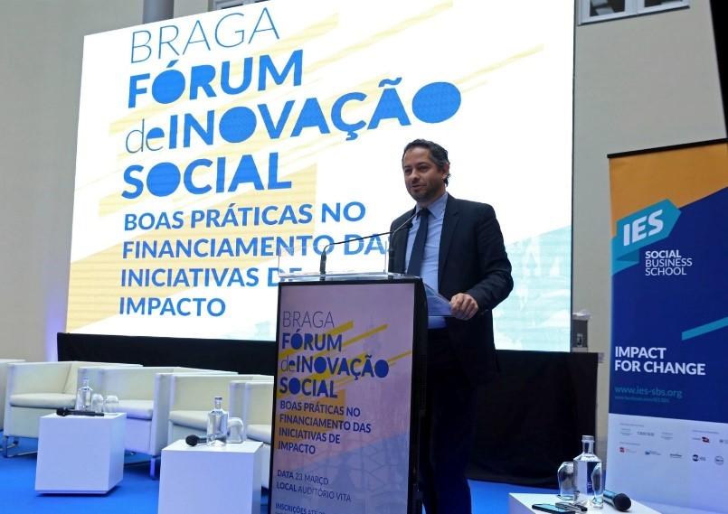 Fórum Inovação Social – Boas práticas no financiamento de iniciativas de impacto