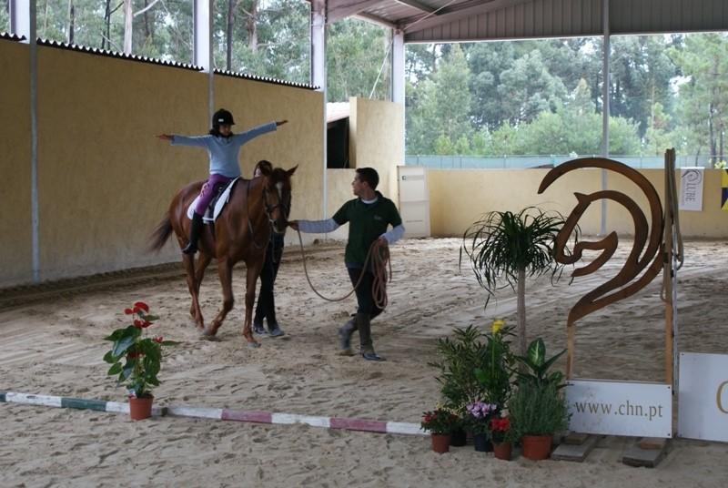 Equitação Inclusiva na Comunidade
