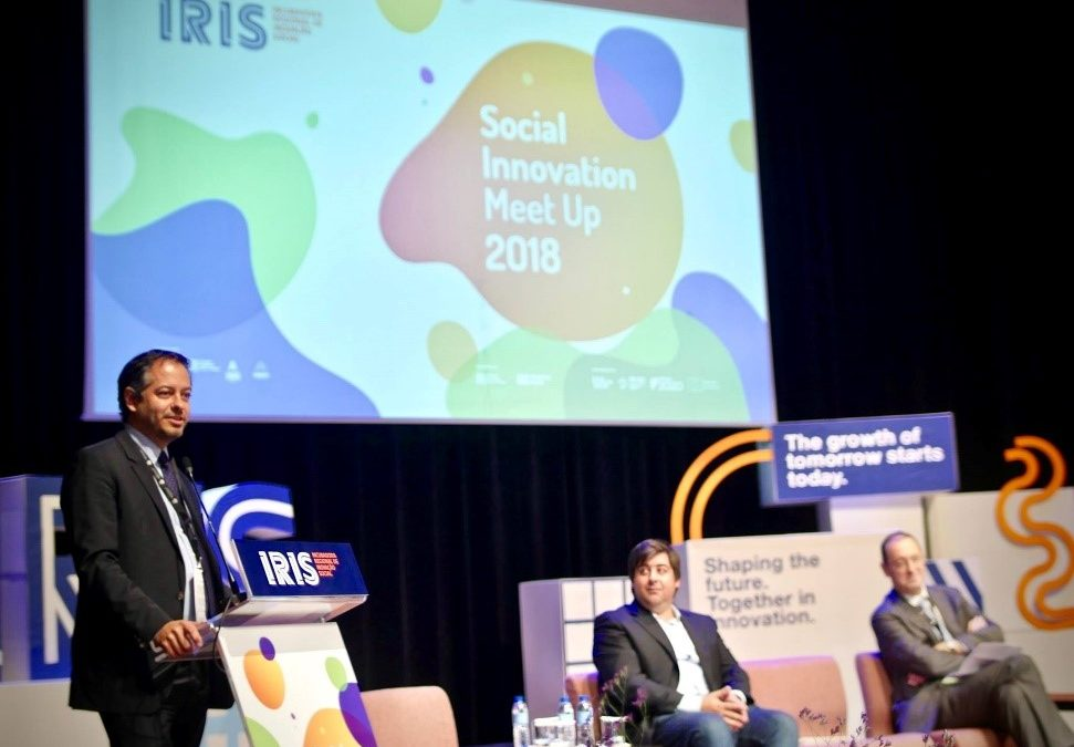 IRIS Social Innovation Meet Up 2018