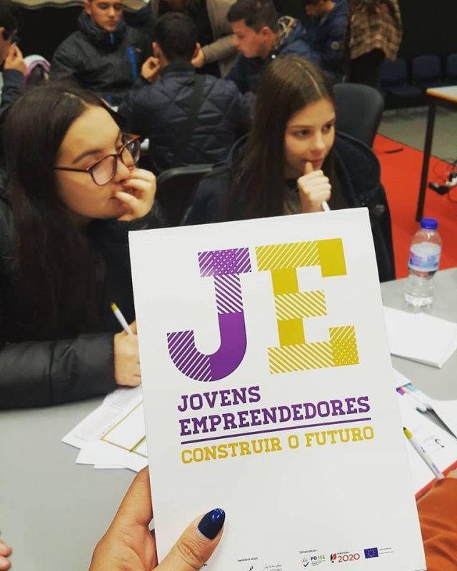 Jovens Empreendedores – Construir o futuro