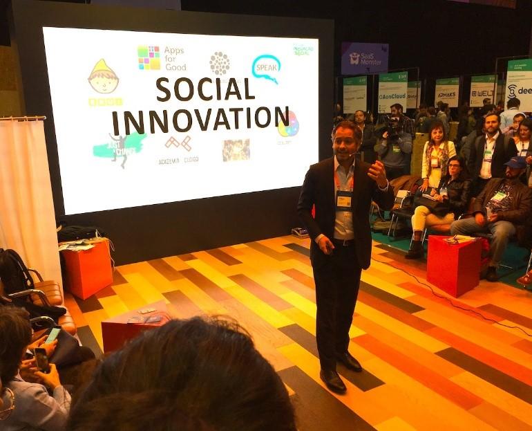 Apresentação do Fundo para a Inovação Social
