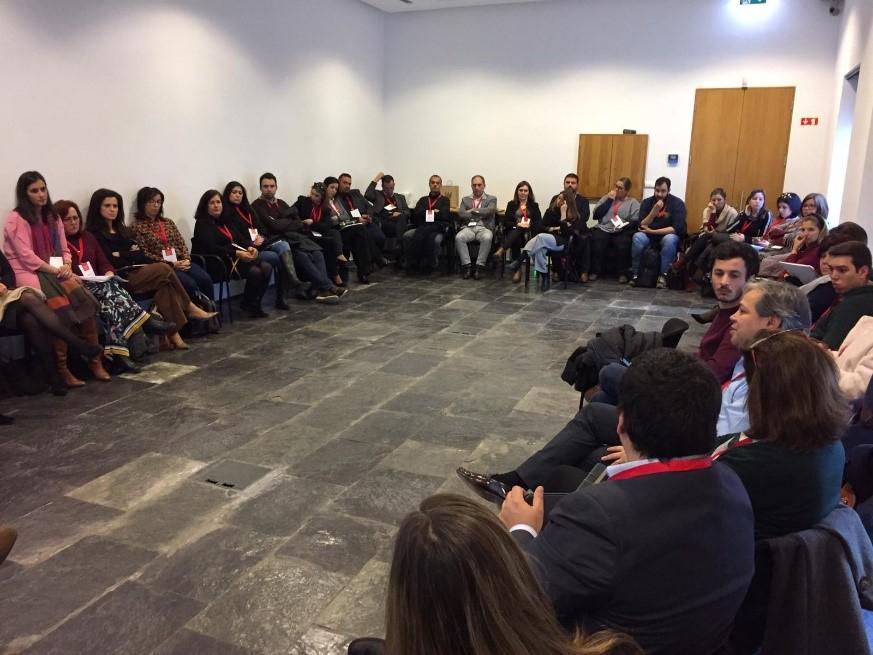 Encontro de incubadoras de inovação e empreendedorismo social
