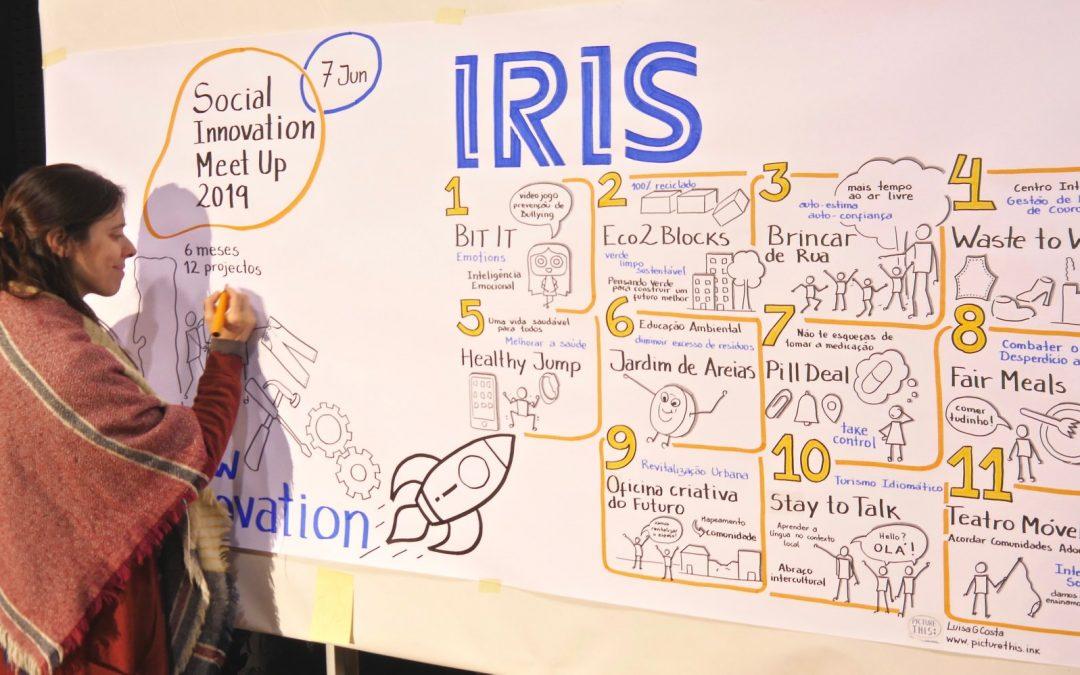 Incubadoras de Inovação Social: da comunidade local ao impacto nacional