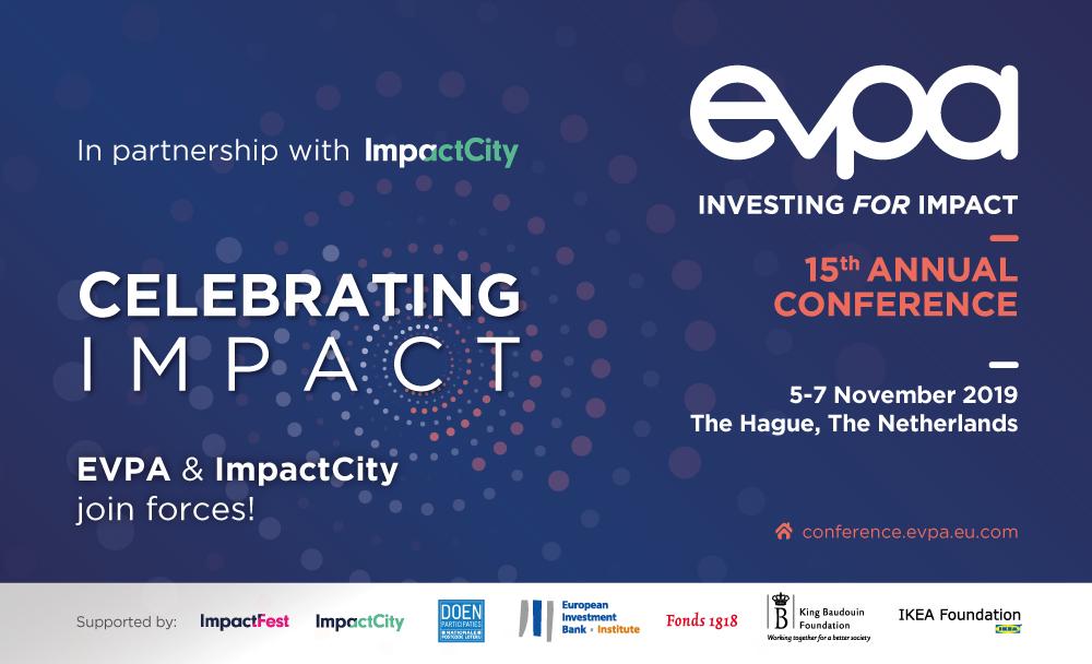 Portugal Inovação Social em Haia para participar na conferência anual da EVPA