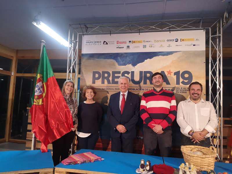 Portugal Inovação Social em destaque em encontro espanhol sobre repovoamento do meio rural