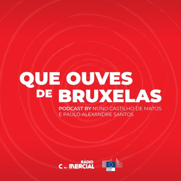 """Filipe Almeida na Rádio Comercial """"Que Ouves de Bruxelas"""""""