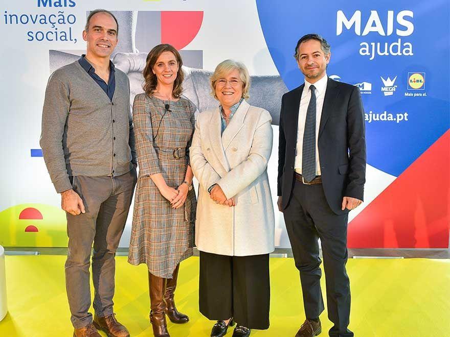 Programa 'Mais Ajuda' disponibiliza 150 mil euros para projetos de inovação social