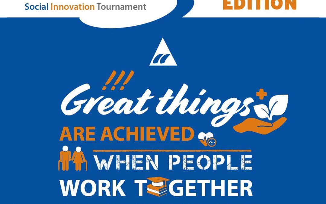 Torneio de Inovação Social – Candidaturas abertas até 4 de março de 2020