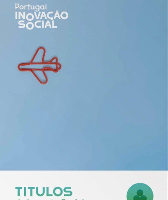 Prorrogação de prazo – Concurso Títulos de Impacto Social