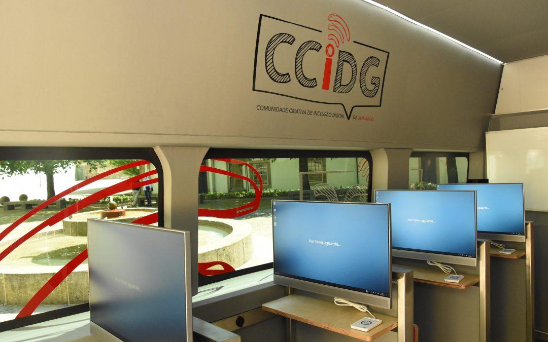 Comunidade Criativa de Inclusão Digital de Guimarães