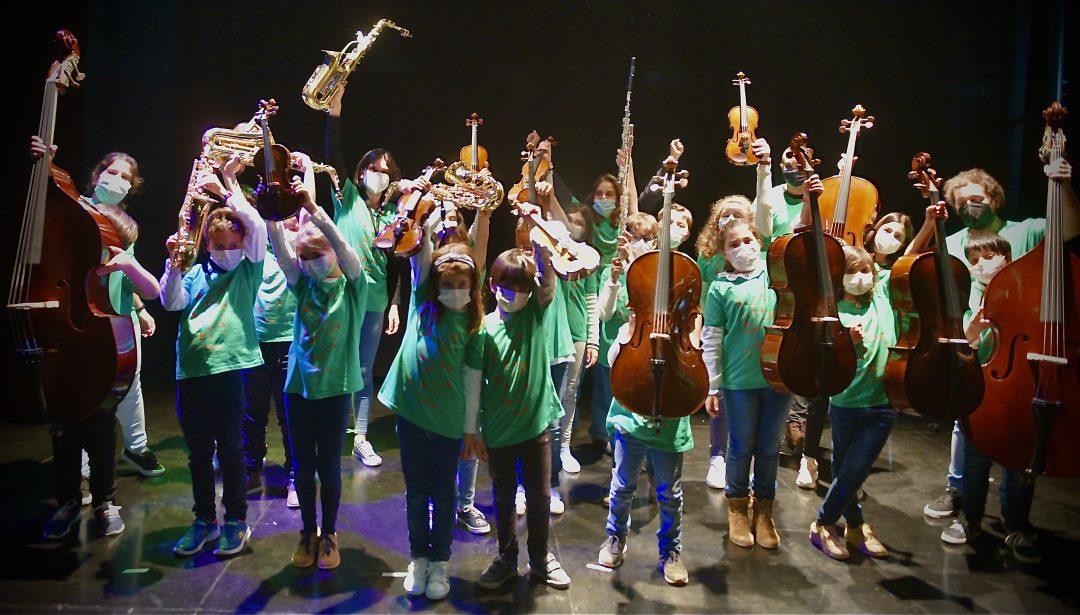 Comunidades Geração / Música e Integração Social