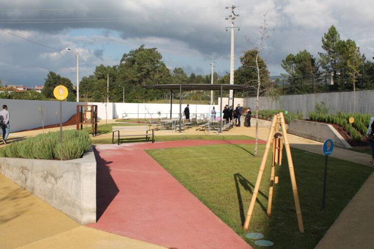 Jardim Terapêutico e Sensorial
