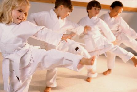 Karate com Valor
