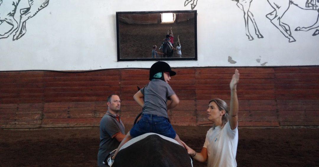 O cavalo e eu… Juntos à descoberta da Literacia!