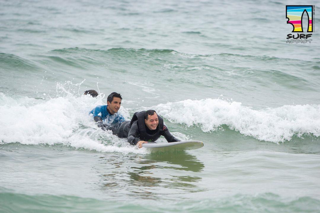 Polo de Surf Adaptado